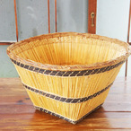 アフリカブルギナ・バンブーバスケットLサイズ