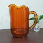ウォーター・ピッチャー(amber)Lサイズ